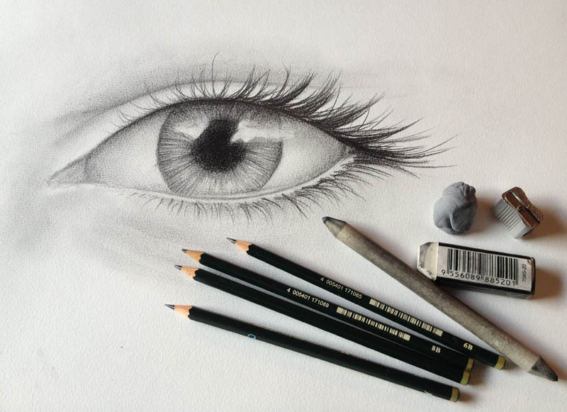 Basic drawing materials art lessons online
