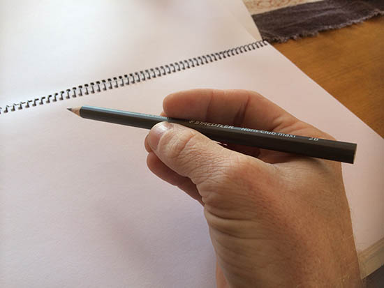 How to draw lightly with our pencil   Art Lessons Online